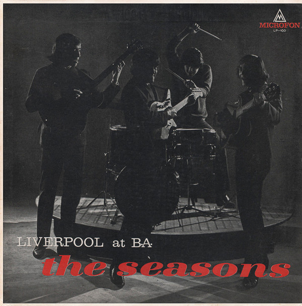 1966 ザ・シーズンズ(The Seasons) - Liverpool at B.A.