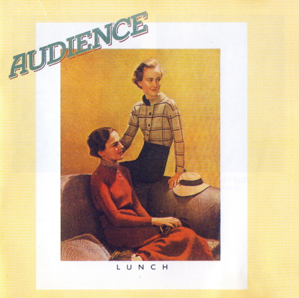 1972 Audience - Lunch