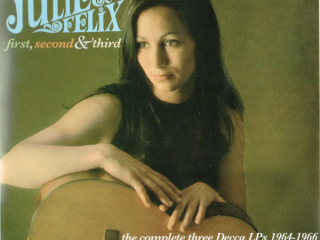 1964~1966 Julie Felix - First, Second And Third-The Complete Three Decca LPs