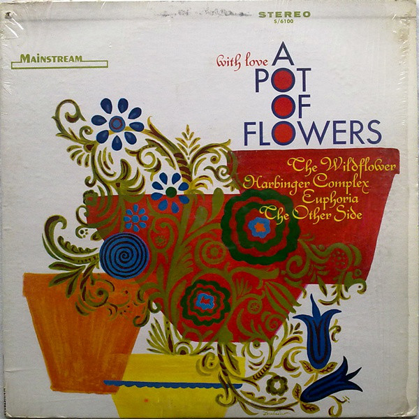 1967 V.A.(オムニバス) – With Love A Pot Of Flowers