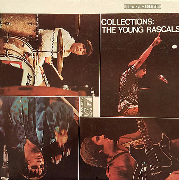 1967 ヤングラスカルズ(The Young Rascals) – Collections