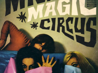1969 Golden Kids - Micro Magic Circus