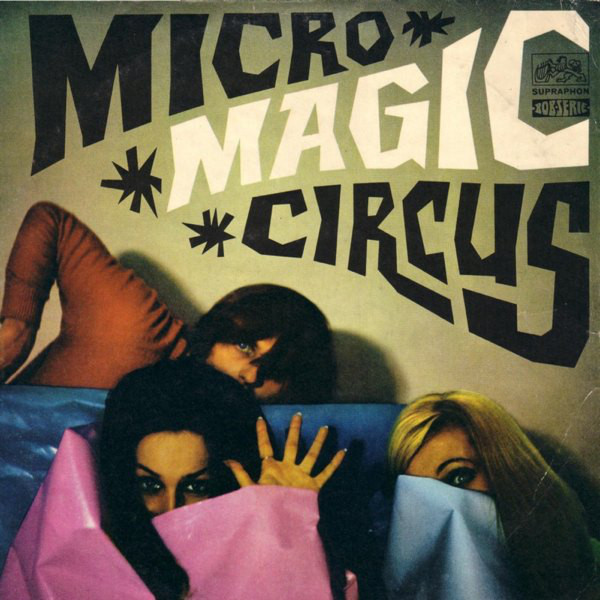 1969 ゴールデン・キッズ(Golden Kids) - Micro Magic Circus