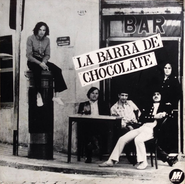 1970~1973 La Barra de Chocolate - La Barra de Chocolate + Singles