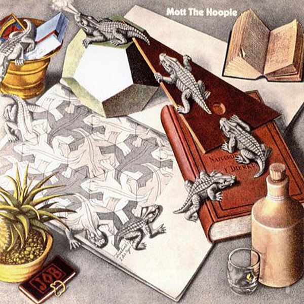 1969 モット・ザ・フープル(Mott The Hoople) - Mott The Hoople