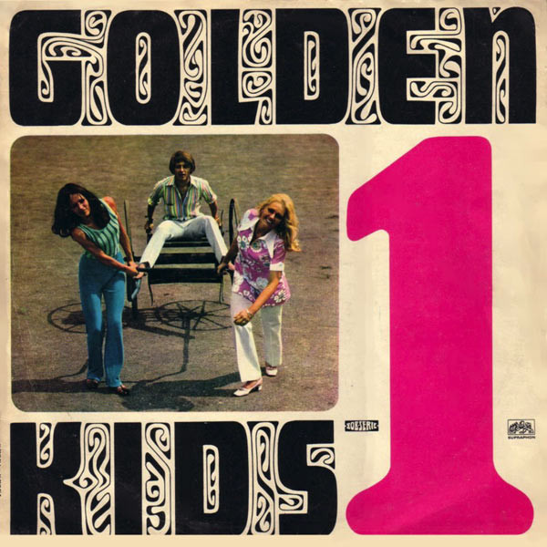 1970 Golden Kids - Golden Kids 1