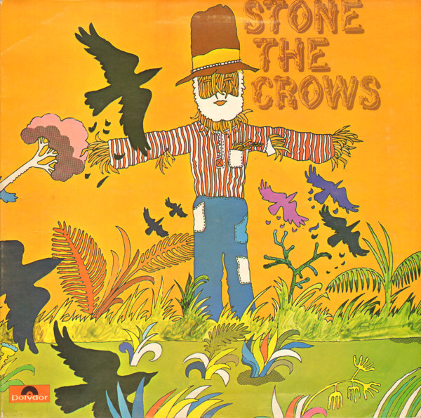 1970 ストーン・ザ・クロウズ(Stone the Crows) - Stone The Crows / Ode To John Law