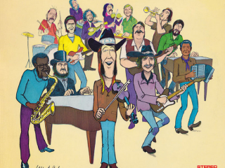 Doug Sahm And Band 1973