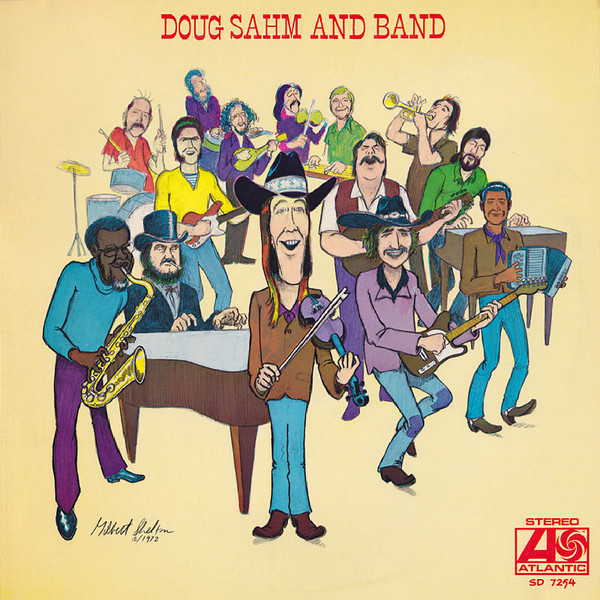 1973 ダグ・サーム(Doug Sahm) – Doug Sahm And Band