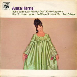 ③Anita Harris ‎(LP)