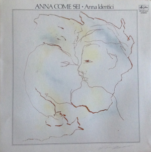 ⑦Anna Come Sei ‎(LP, Album)