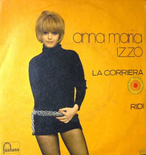 "⑤La Corriera / Ridi ‎(7"", Single)"