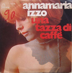 "⑧Una Tazza Di Caffè ‎(7"", Single)"