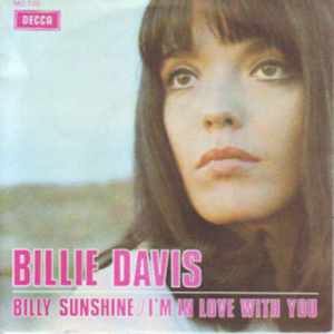 "Billy Sunshine / I'm In Love With You ‎(7"")"