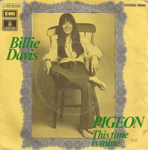 "Pigeon / This Time Is Mine ‎(7"")"