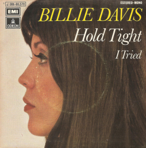 "Hold tight / I Tried ‎(7"", Single)"