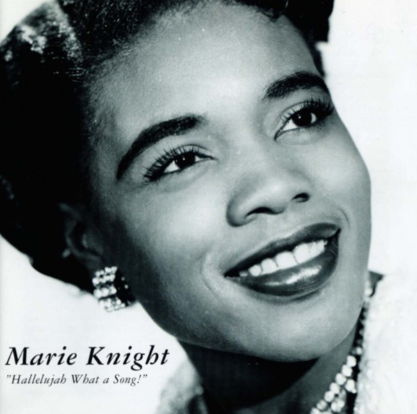 1946~1951 マリー・ナイト(Marie Knight) – Hallelujah What a Song!