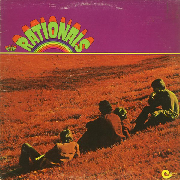 1969 ザ・レイショナルズ(The Rationals)- The Rationals