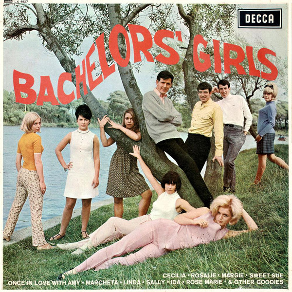 1966 ザ・バチェラーズ(The Bachelors) ‎– Bachelors' Girls