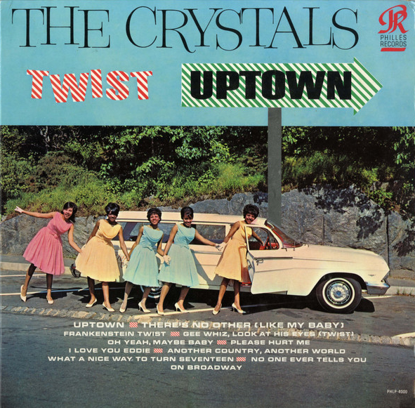 1962 The Crystals - Twist Uptown