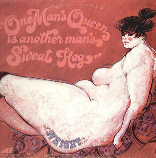 1970 ウェイト(Wight)- One Man's Queen Is Another Man's Sweat Hog