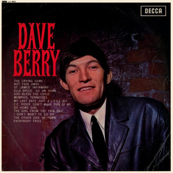 Dave Berry – 1964 Dave Berry