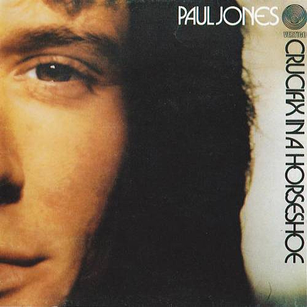 1971 Paul Jones - Crucifix In A Horseshoe