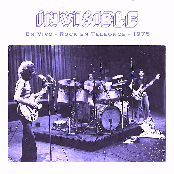 1975 インビシブレ(Invisible)- En Vivo/ Rock en Teleonce