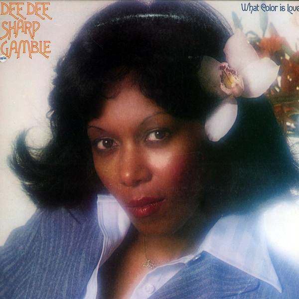 1977 ディー・ディー・シャープ・ギャンブル(Dee Dee Sharp Gamble)- What Colour is Love