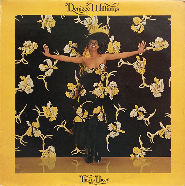 1976 デニース・ウィリアムス(Deniece Williams)- This Is Niecy