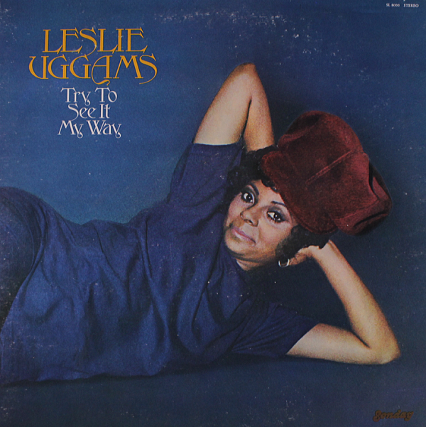1972 レズリー・アガムズ(Leslie Uggams)- Try To See It My Way