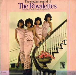 1962~1970 The Royalettes - The Singles Collection