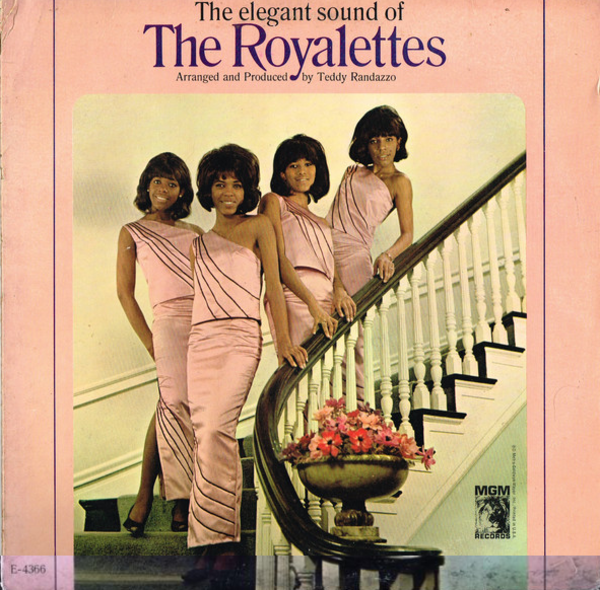 1962~1970 ザ・ロイヤレッツ(The Royalettes) – The Singles Collection