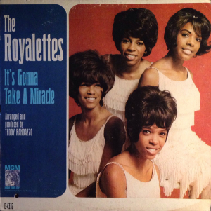 『It's Gonna Take A Miracle 』(1965)