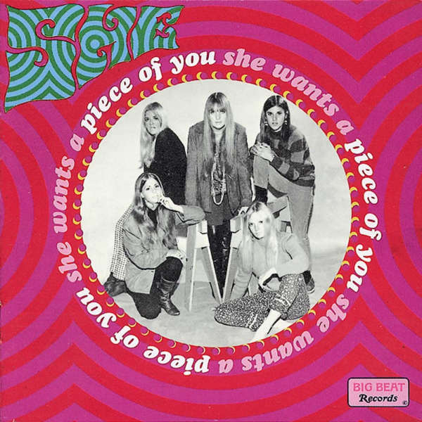 1970 シー(She) – Wants A Piece Of You