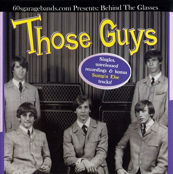 1967 ゾーズ・ガイズ(Those Guys)- Behind The Glasses