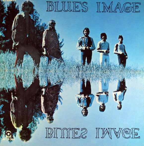 1969 ブルース・イメージ(Blues Image)- Blues Image