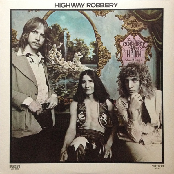 1972 ハイウェイ・ロベリー(Highway Robbery)‎– For Love Or Money