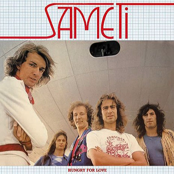 1974 サメチ(Sameti) - Hungry For Love