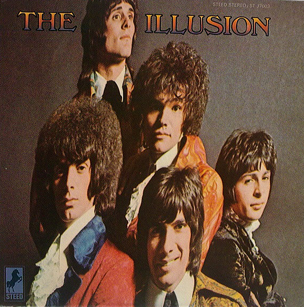 1969 The Illusion - The Illusion