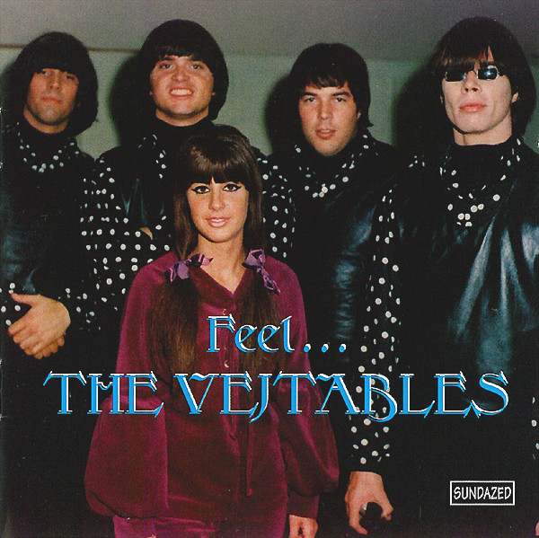1965~1966 ザ・ベジタブルズ(The Vejtables)- Feel … The Vejtables
