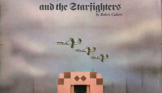 1974 ロバート・カルヴァート(Robert Calvert) - Captain Lockheed & The Starfighters