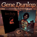 1981 ジーン・ダンラップ(Gene Dunlap) - It's Just The Way I Feel / Party In Me