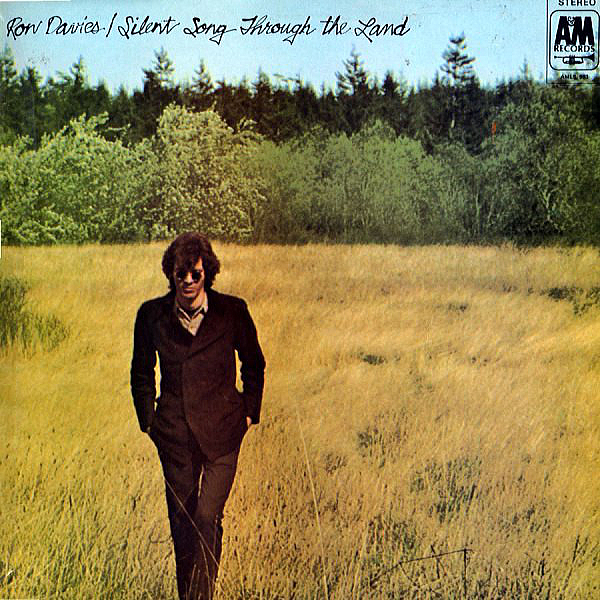 1970 ロン・デイヴィーズ(Ron Davies) - Silent Song Through The Land