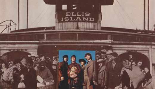 1968 ザ・ポーパーズ(The Paupers) – Ellis Island