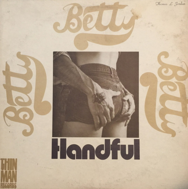 1971 ベティー(Betty) - Handful