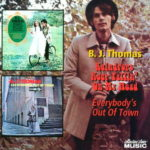 1969~1970 B.J.トーマス(B.J. Thomas) - Raindrops Keep Falling On My Head & Everybody's Out Of Town