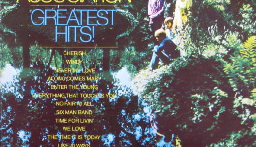 1968 アソシエイション(The Association)- Greatest Hits!