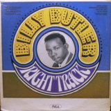 1966 ビリー・バトラー(Billy Butler)- Right Track