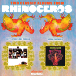 1969~1970 Rhinoceros - Satin Chickens / Better Times Are Coming